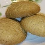 美味しいもの探検 十二穀粉のクッキー