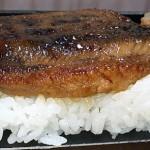 物産展 日本全国旅気分 あなご一本巻寿司