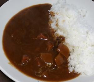 咖喱屋カレー大辛2