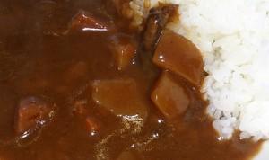 咖喱屋カレー大辛3