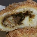 物産展 日本全国旅気分 和牛ハンバーグカレーパン