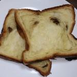 物産展 日本全国旅気分 ボロニヤデニッシュ食パンレーズン