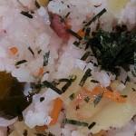 美味しいもの探検 浅田屋桜ちらし寿司の素