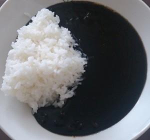 黒千石カレー3