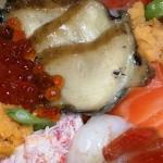 物産展 日本全国旅気分 肴や一蓮・蔵のお寿司
