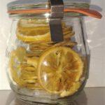 ふるさと納税2021 淡路島洲本市産レモンのドライフルーツ